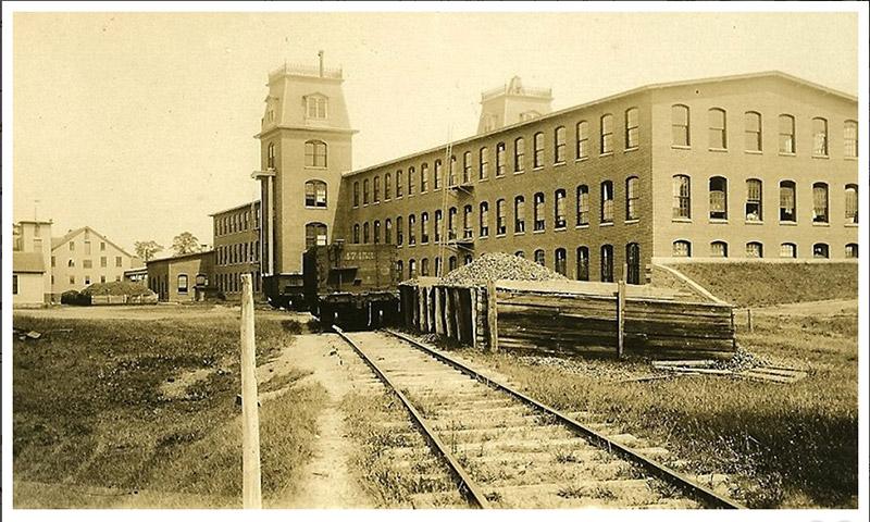 lafayette mill archive photo