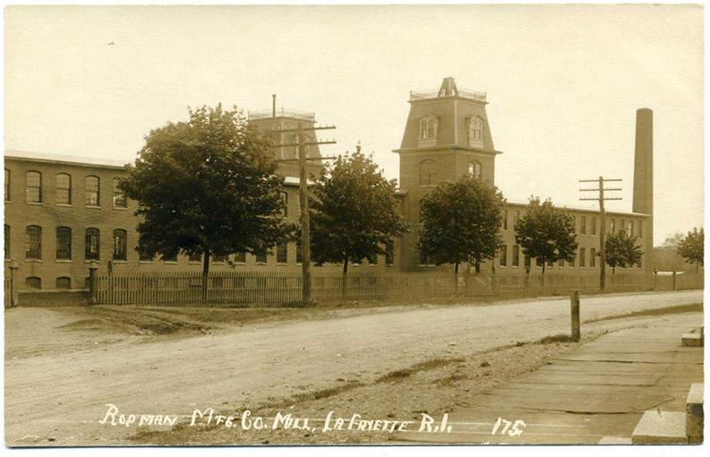 lafayette mill north kingstown ri