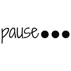 Pause at The Mill Logo